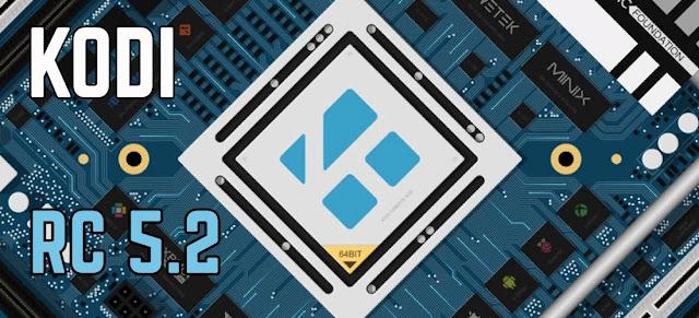 KODI 18 RC5.2