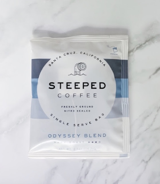 Steeped Coffee bag #ad