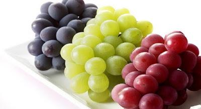 Anggur Buah Ajaib Yang Dapat Bunuh Sel Kanker