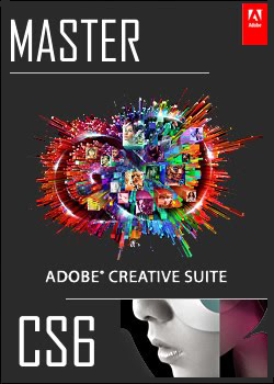 Adobe CS6 Master Collection  torrent download for PC