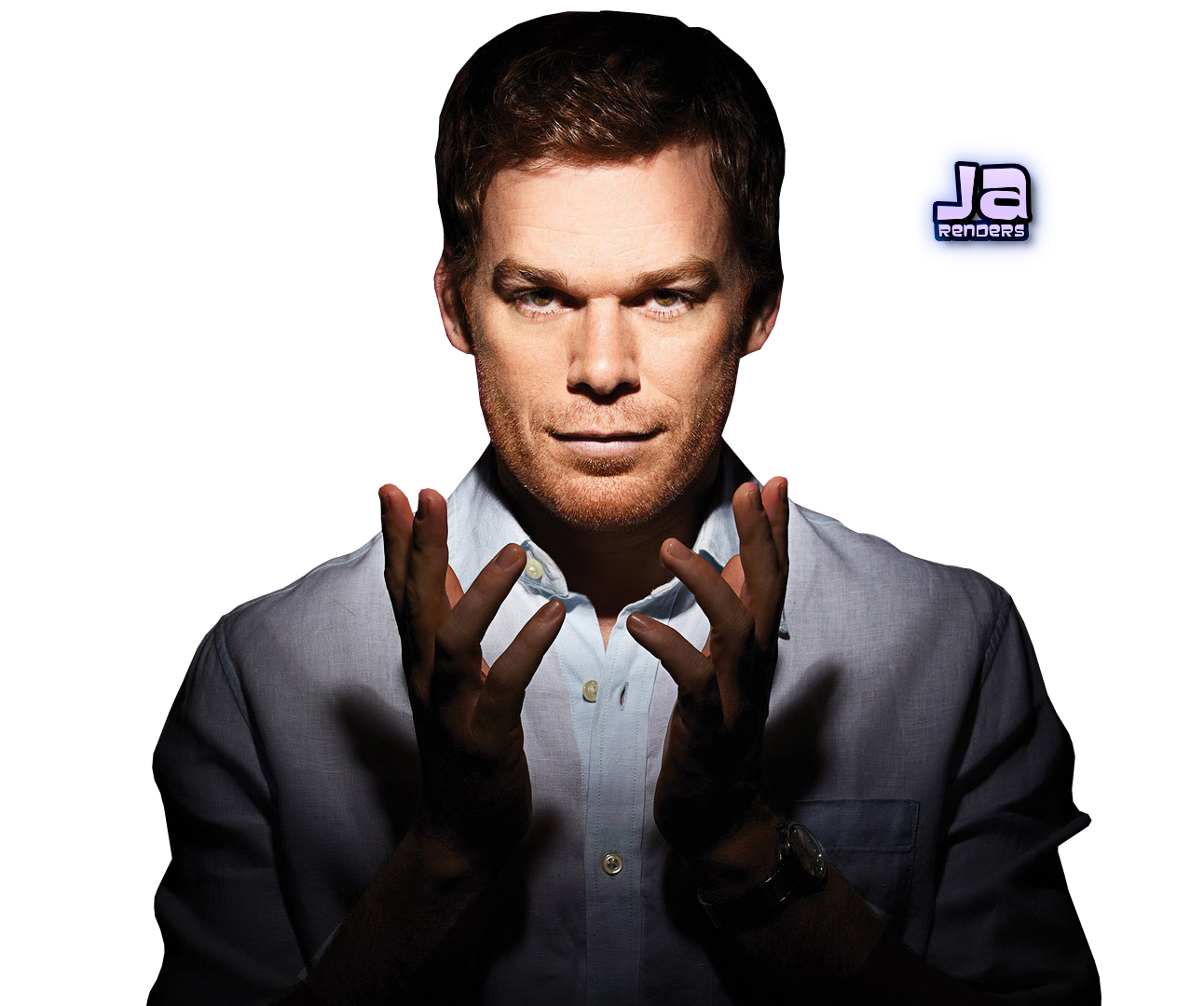 Dexter Morgan -- Michael C. Hal