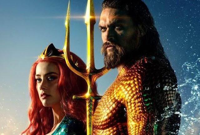 Aquaman já arrecadou US$ 500 milhões em apenas duas semanas. O filme do herói das águas está performando melhor que Mulher Maravilha com este mesmo tempo. Só durante o Natal, Aquaman rendeu US$ 11,5 milhões em ingressos.