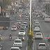 Av. Salgado Filho com trânsito intenso nos dois sentidos