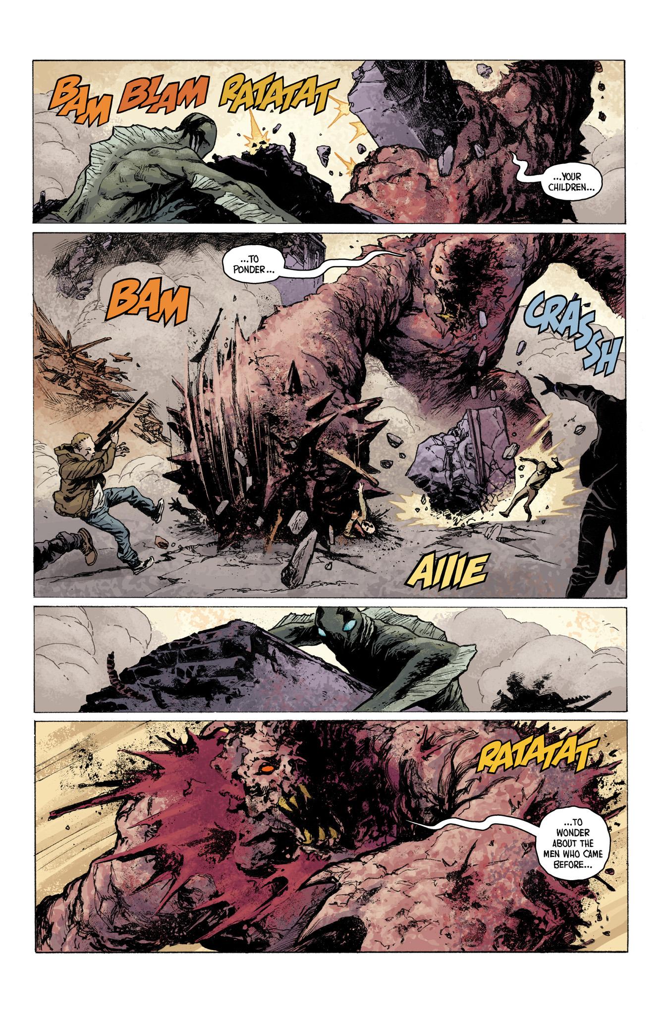 Read online Abe Sapien comic -  Issue #3 - 17