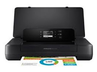 Picture HP OfficeJet 202C Printer