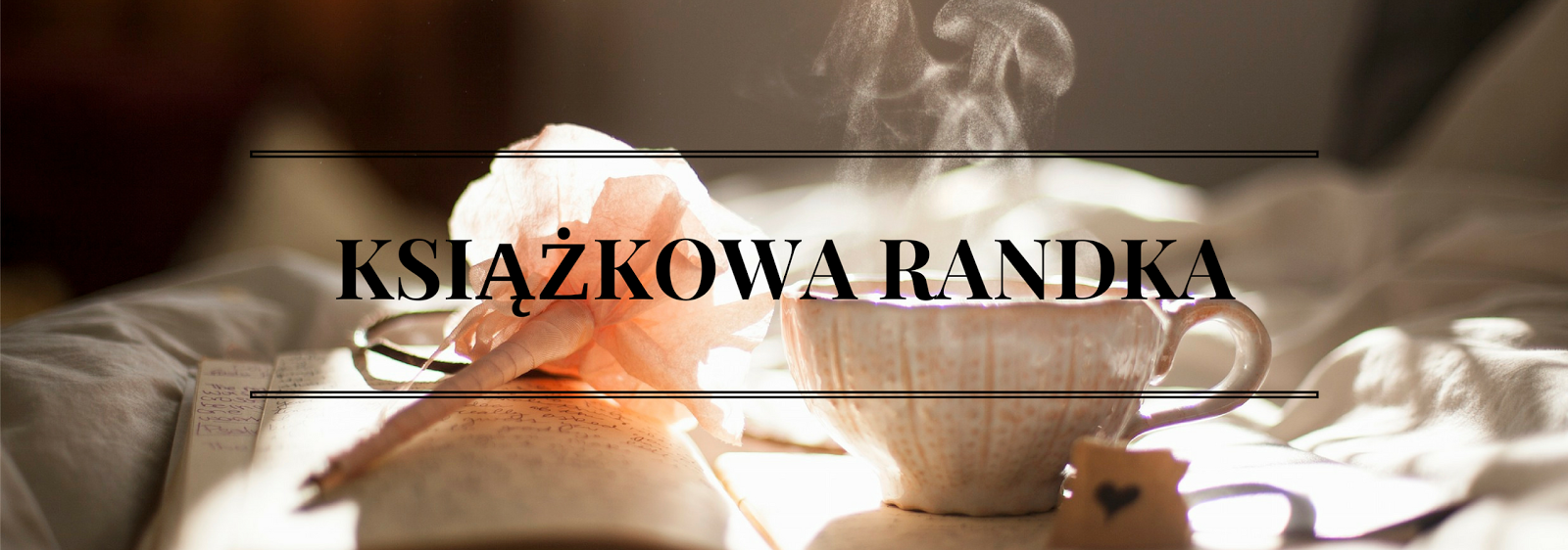 KSIĄŻKOWA RANDKA TAG BY KITTY AILLA | Book Tag