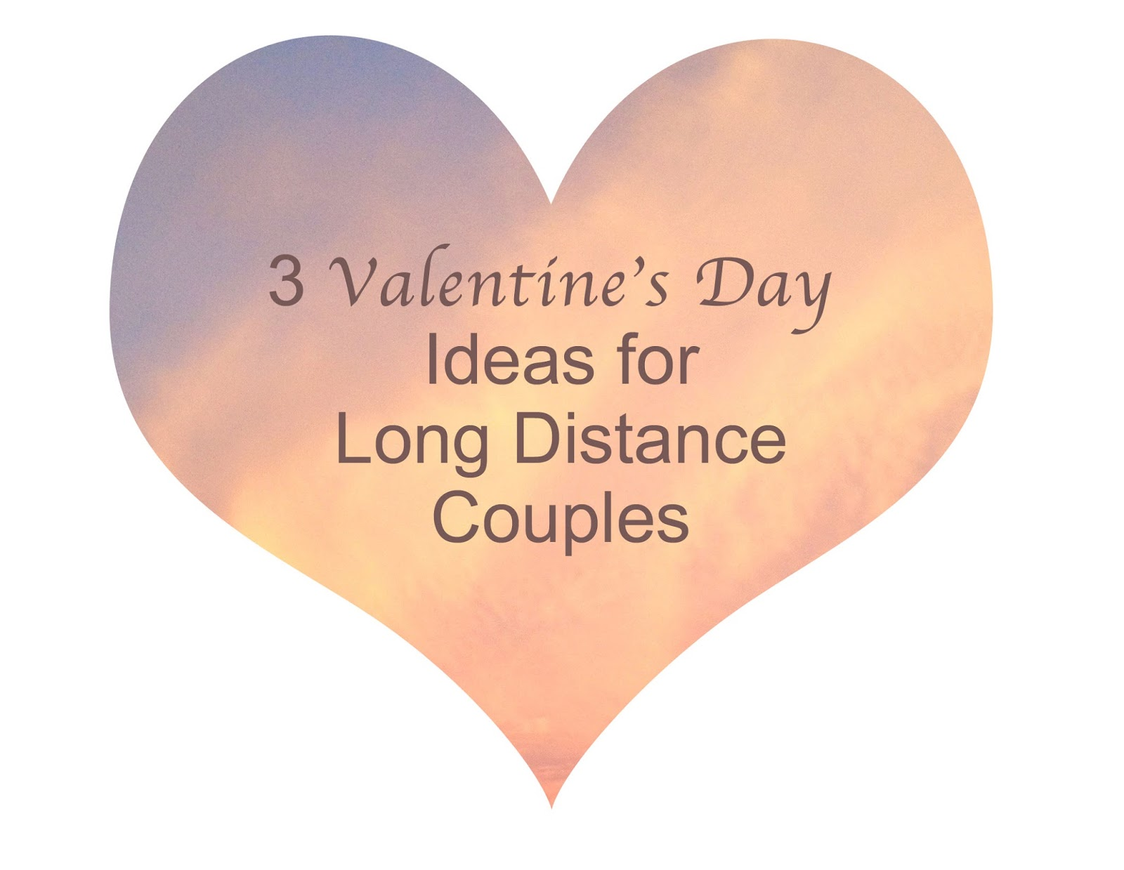 Meet Me In Midtown: 3 Valentine's Day Ideas for Long Distance Couples