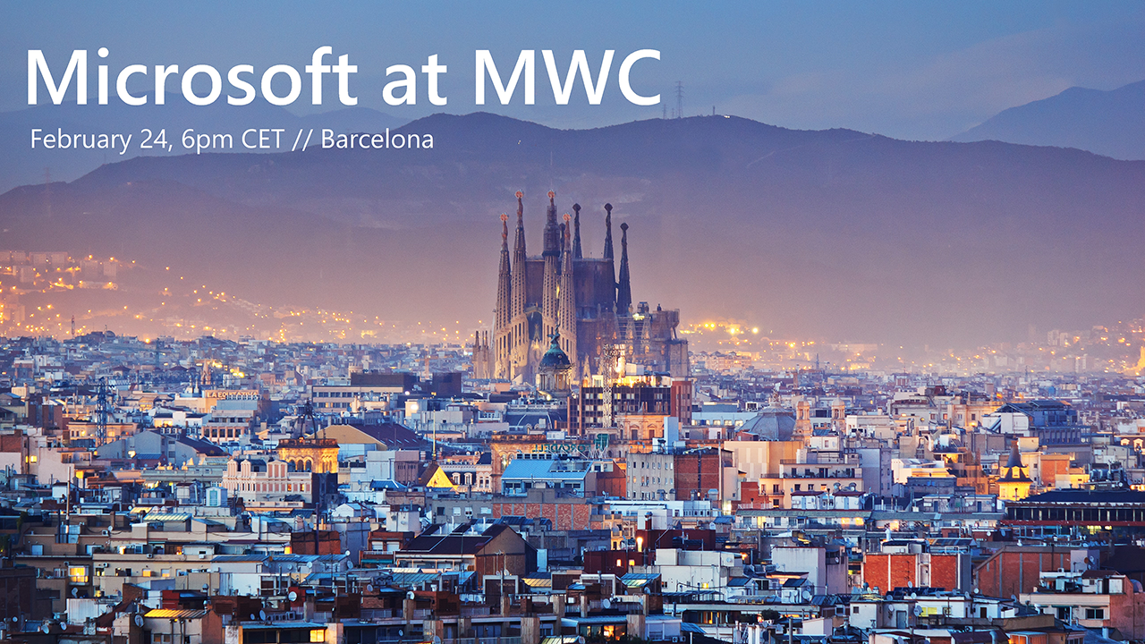 Streaming-Live-Microsoft-event-mwc19
