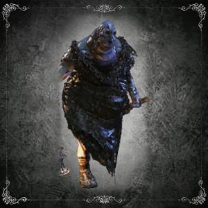 Watcher Chieftain (Club & Lantern)