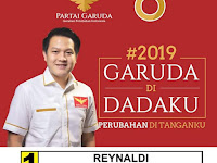 17 April 2019, Ayo ke TPS Pilih GARUDA