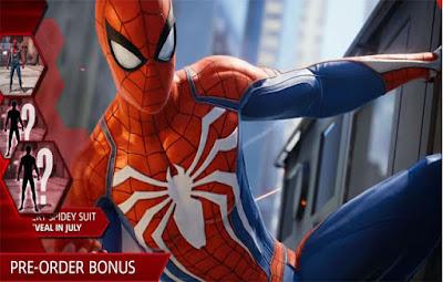 اخيرا-لعبة-سبايدر-مان-Spider-Man-في-سبتمبر-2018