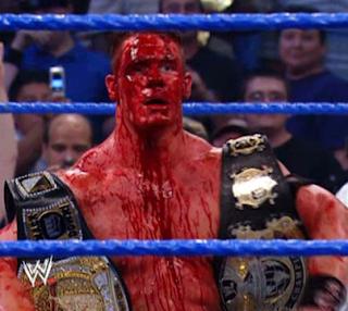 John Cena Masterfully Teases Undertaker Match, Then ...  John Cena Dead