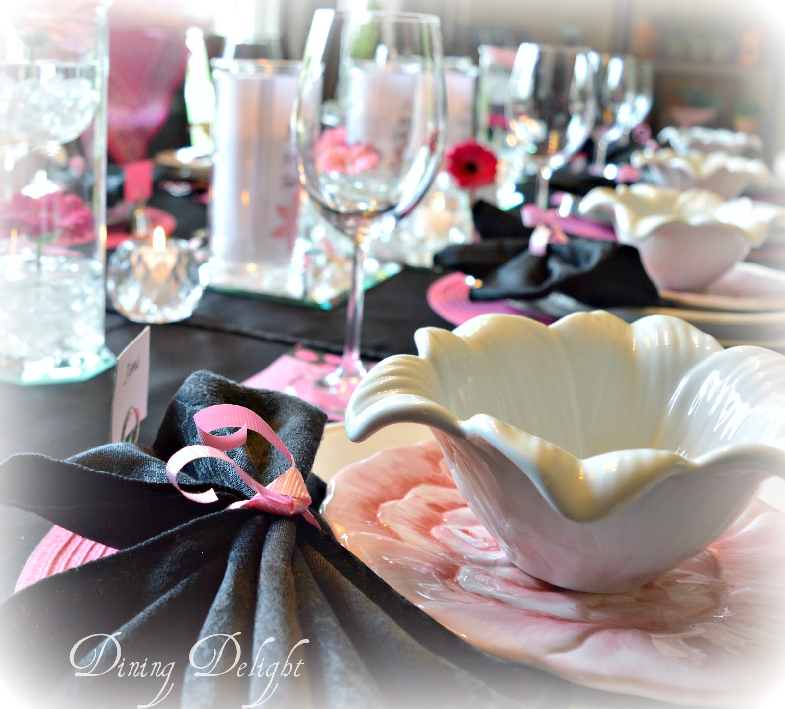 Dining Delight: 50th Birthday & Farewell Dinner Party