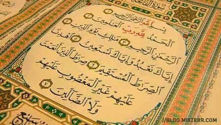 Sedekahkan al Fatihah untuk ke dua orang tua
