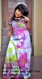 Baju anak Pelangi Azzahra