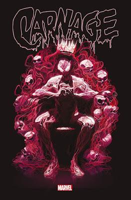 Marvel: Carnage - Das Buch der Verdammten - Panini Verlag