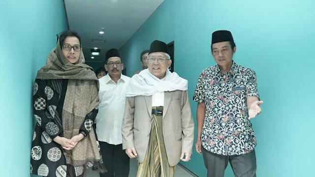 Sri Mulyani Mundur dari Tim Kampanye Jokowi-Ma'ruf Amin