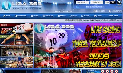 Agen Situs Judi Bola Resmi Terpercaya Website Bola Terbaik Asia