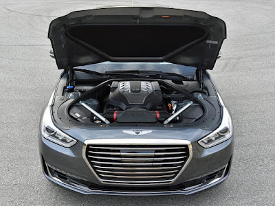 Genesis G90 2018 Review, Specs, Price