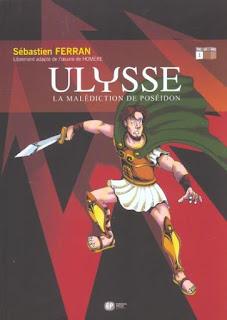 avis bd BD Ulysse, la malédiction de Poséidon, de Sébastien Ferran