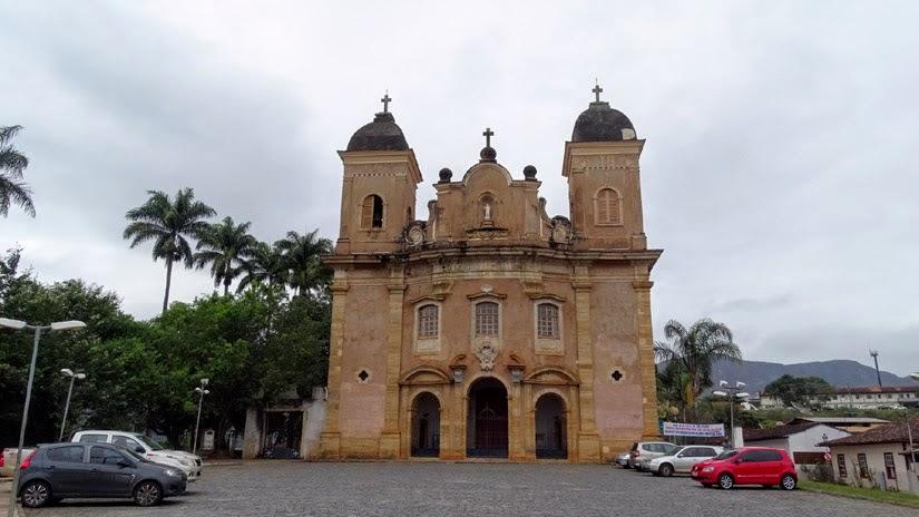 Igreja de São Pedro dos Clérigos - Roteiro 1 dia em Mariana, Minas Gerais