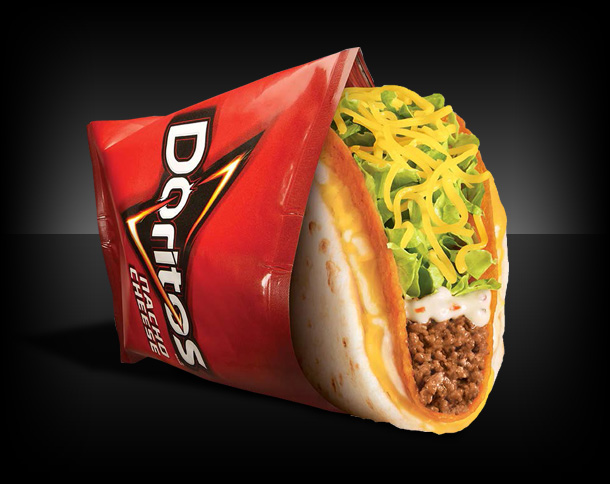 doritos gordita crunch
