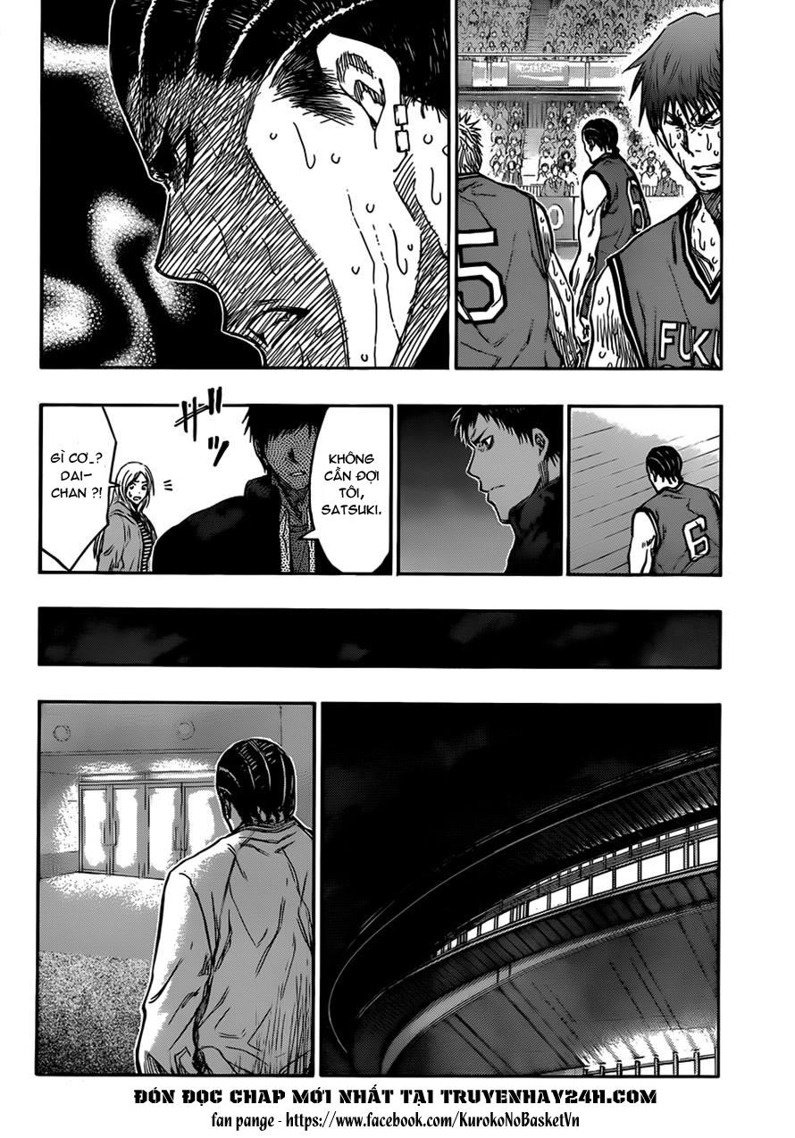 Kuroko No Basket chap 173 trang 14