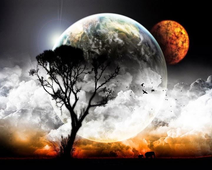 Bumi Kehilangan Pohon