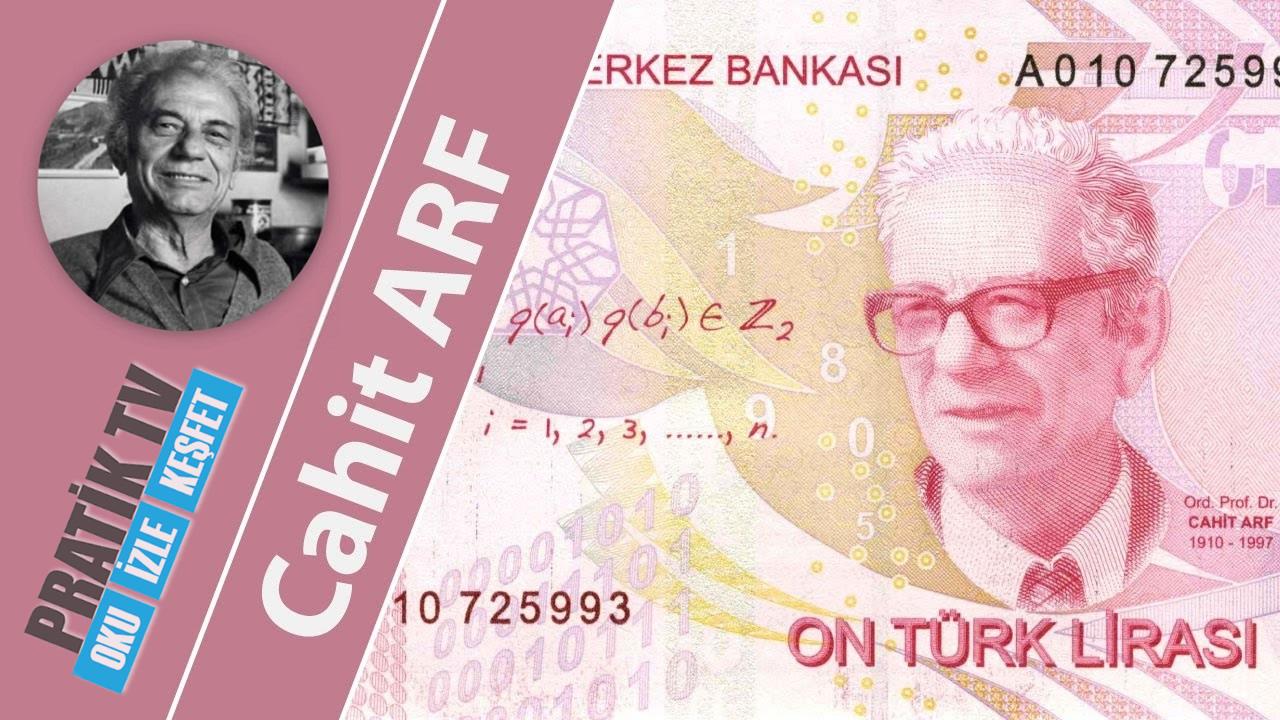 Türk Matematikçi Cahit Arfı Tanıyalım Matematik Tv