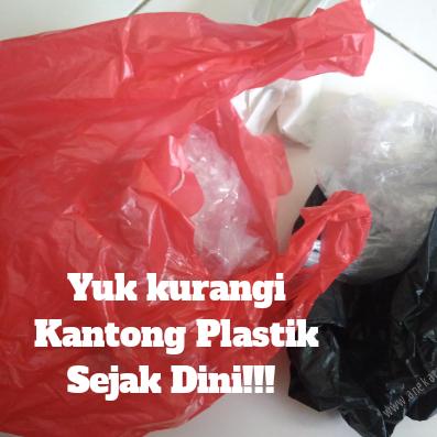 Yukk Kurangi Penggunaan Sampah Plastik Mulai dari Sekarang