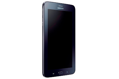 Samsung Galaxy Iris Tab with Iris Recognition Technology for Digital India