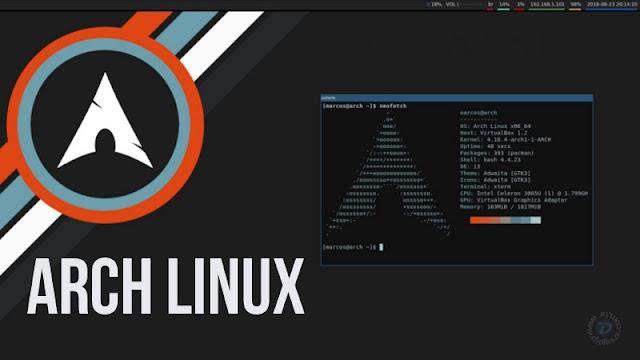 Arch Linux - Pós-instalação