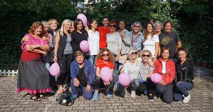 La VELA X Lei per la prevenzione al tumore al seno