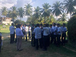 Vidya Sanskaar Pre-University College: NSS Unit: Team