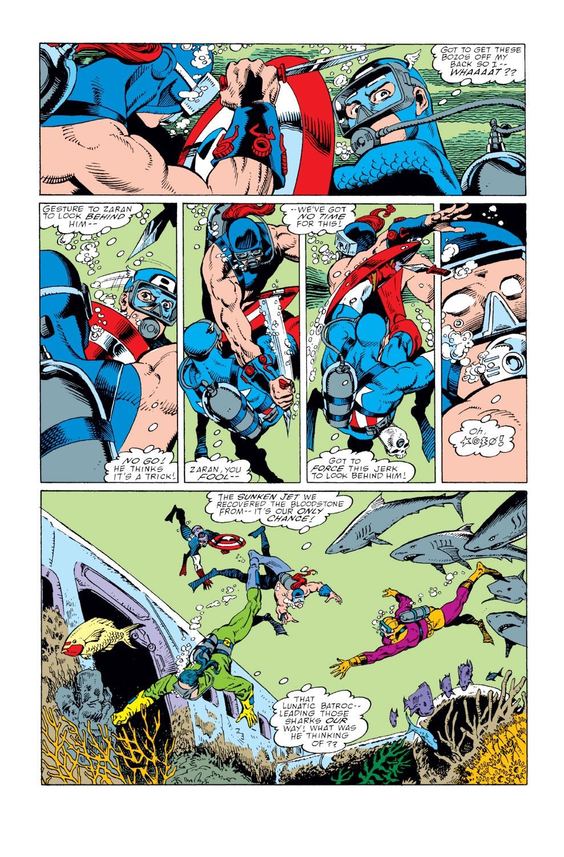 Captain America (1968) Issue #360 #293 - English 3