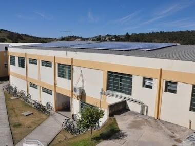 Campus do IFMG em Formiga recebe instalação de usina fotovoltaica