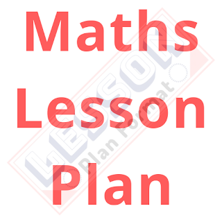 Maths lesson plan in hindi