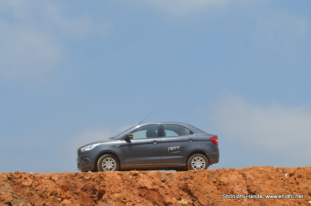 Vintage Car Rental Near Me >> Revv Ford Figo Aspire photoshoot - eNidhi India Travel Blog