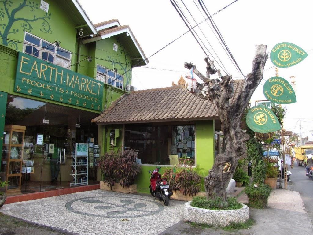 Tempat Makan Vegetarian di Bali