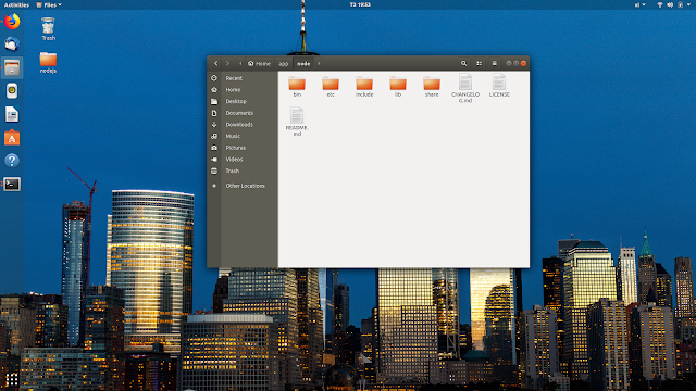 huong dan cai dat nodejs tren ubuntu