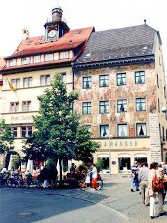 Obermarkt; Zum Hohen Hafen; Hotel Barbarossa; Konstanz; Constanza; Baden-Württemberg
