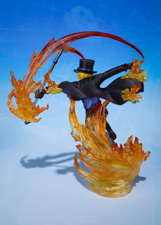"Figuarts ZERO Chou Gekisen -Extra Battle- Sabo Hiken ver. de ""One Piece"" - Tamashii Nations"