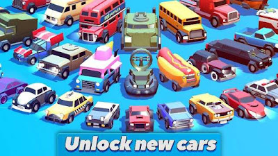 Download Crash of Cars Unlocked Hack Apk