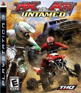 MX VS ATV UNTAMED UNTUK PS3