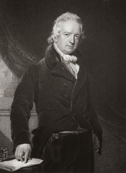 John Abernethy engraved by John Cochran after Thomas Lawrence