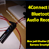 Cara Membuat Earphone Bluetooth dengan 4Connect MF Audio Receiver