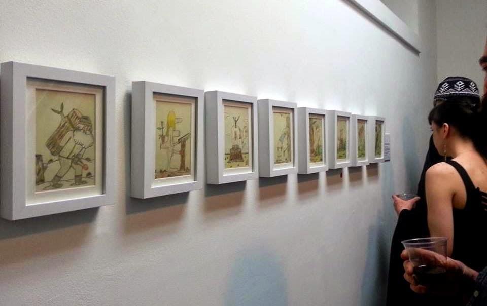 Penis art gallery