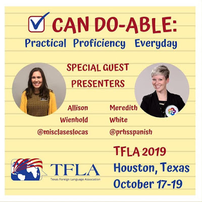 TFLA 2019 in Houston with Mis Clases Locas