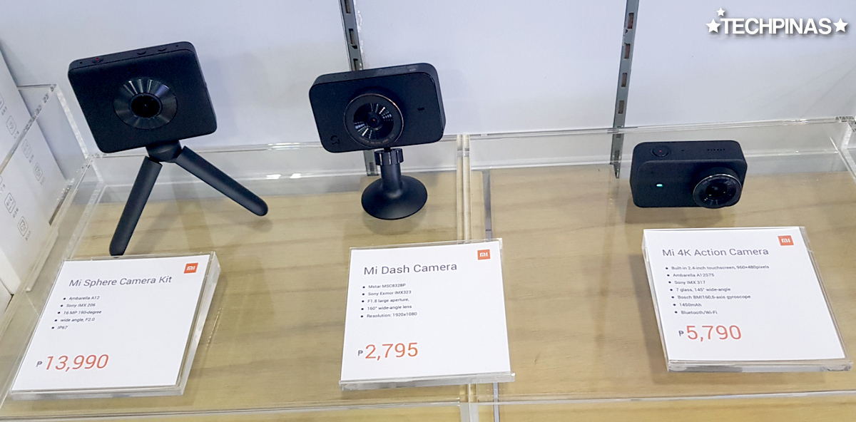 Xiaomi phone on ayala malls
