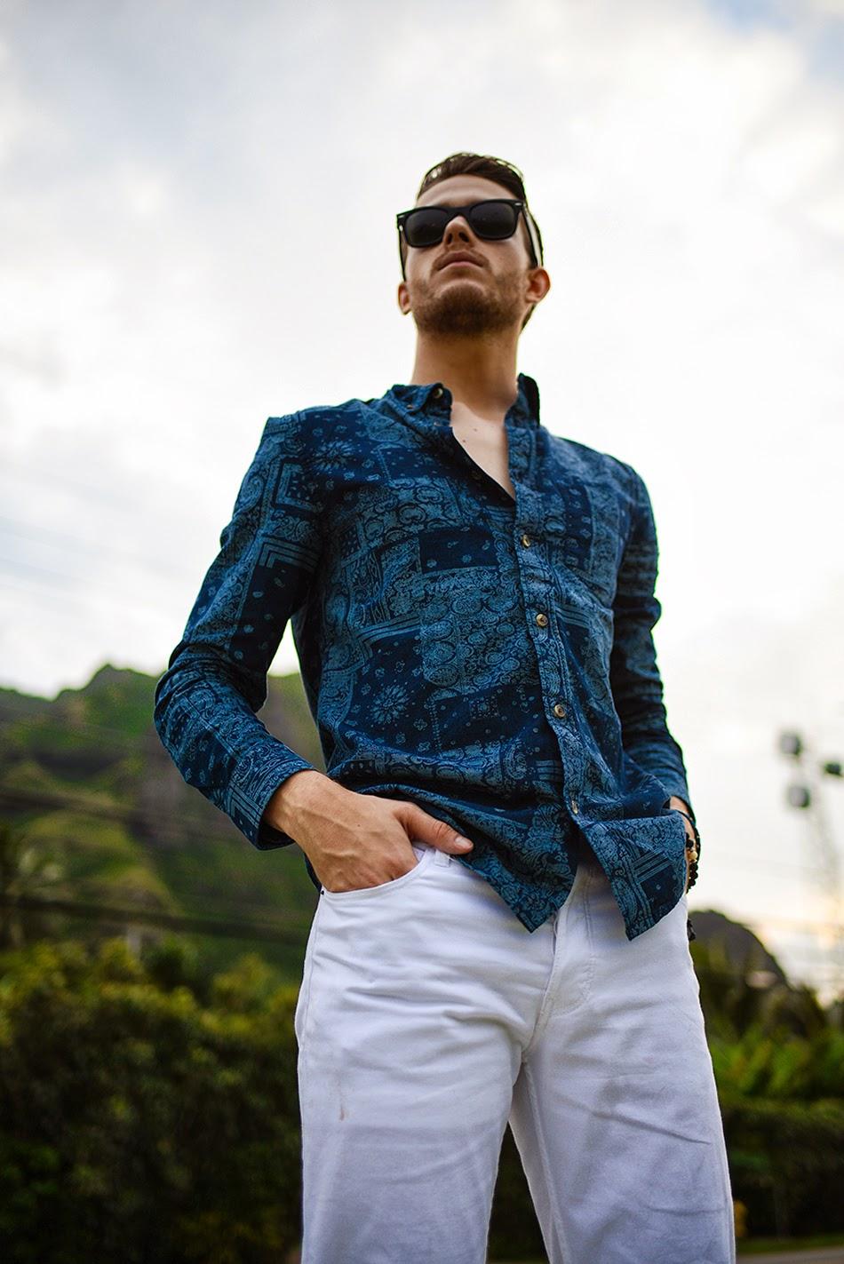 best authentic d9c99 05479 Shirt, trousers – H M, shoes- Aldo, sunnies- Rayban
